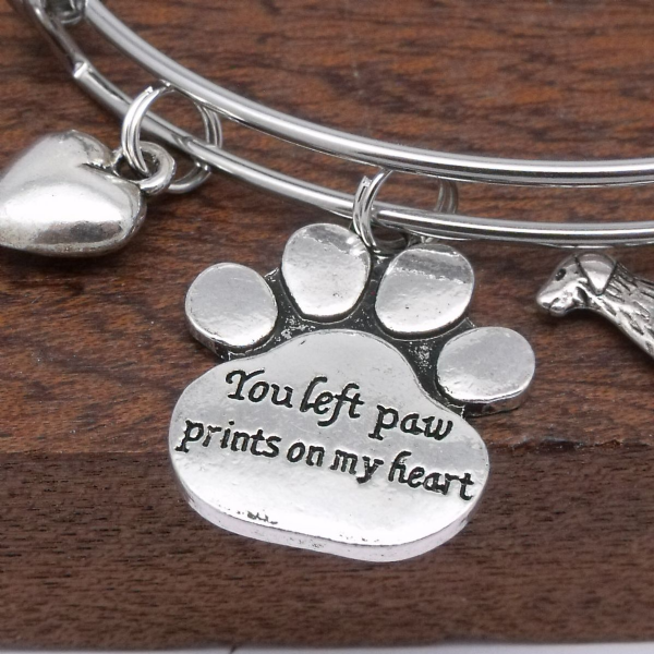 loss by remembrance dog generous jewelry side everyone of pet bangle memorial bracelet product in forever longer fashion no heart fashionjewelryforeveryone for my buy